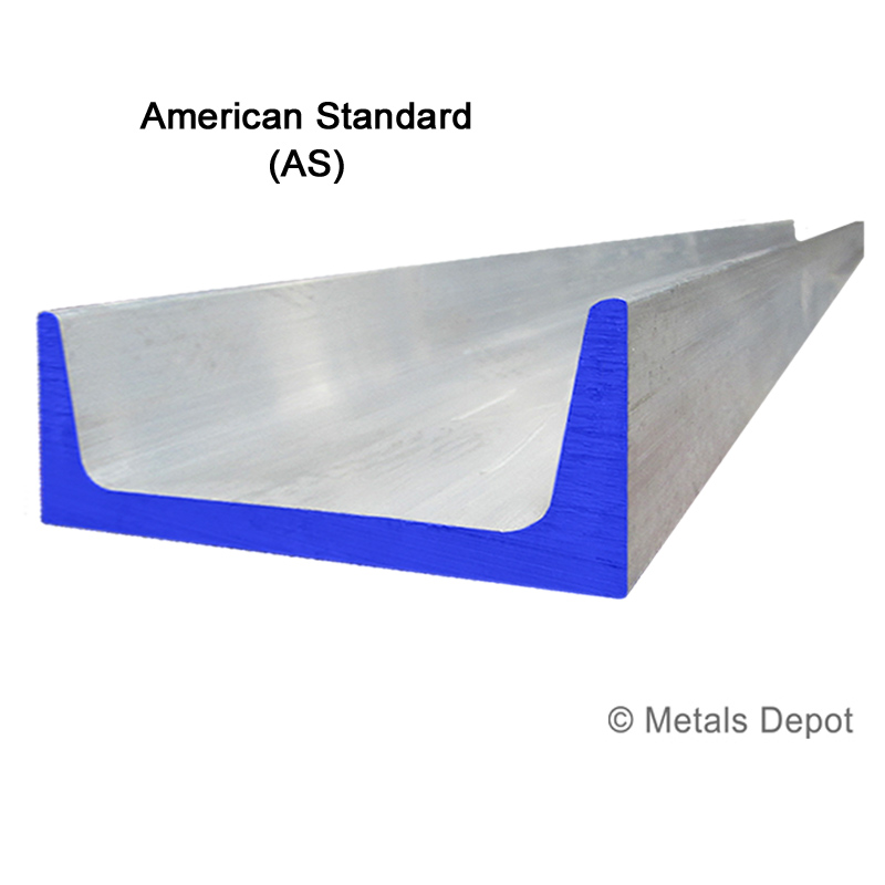 Aluminum Channel - 6061