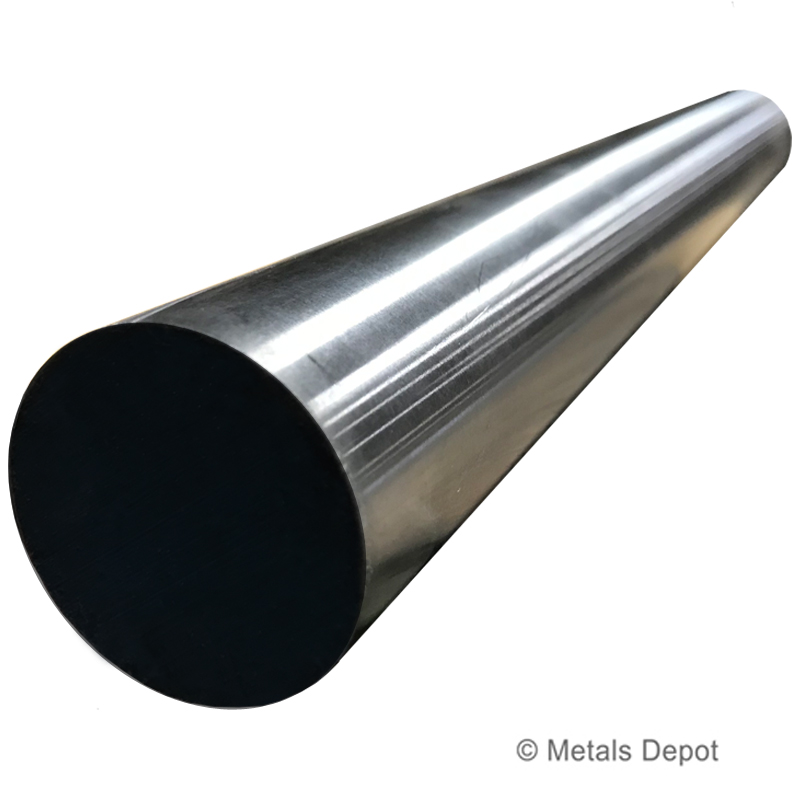 x 12 inches 1-3//4 inch 1.750 303 Stainless Steel Round Rod
