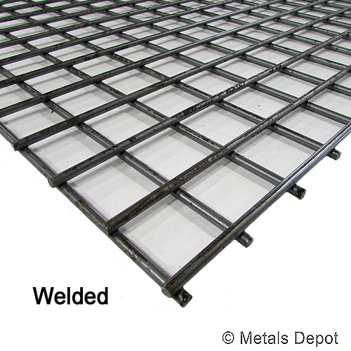MetalsDepot® - Buy Steel Wire Mesh Online!