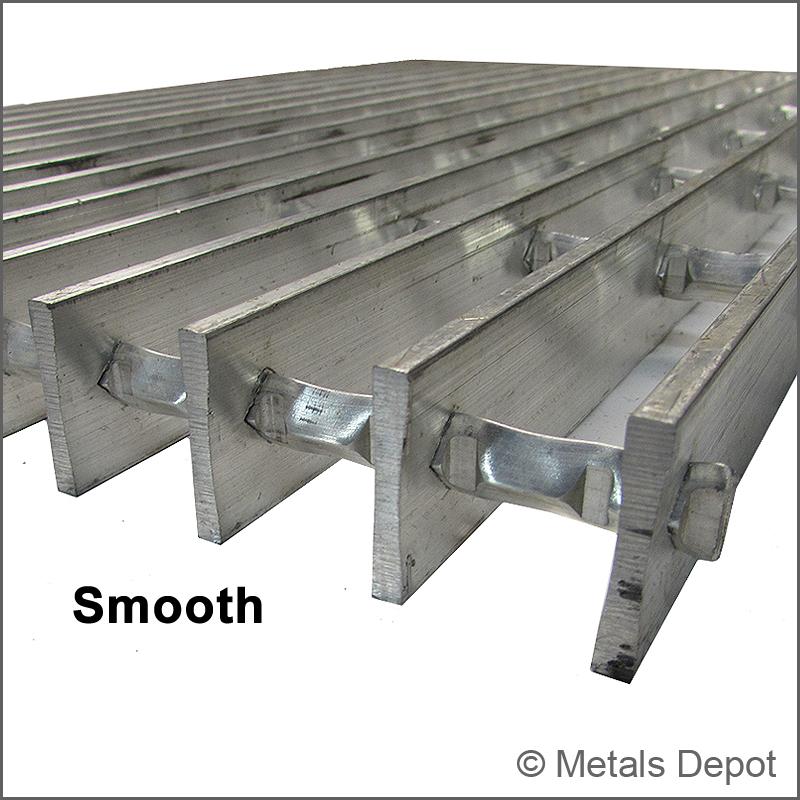MetalsDepot® - Aluminum Bar Grating - Buy Online!