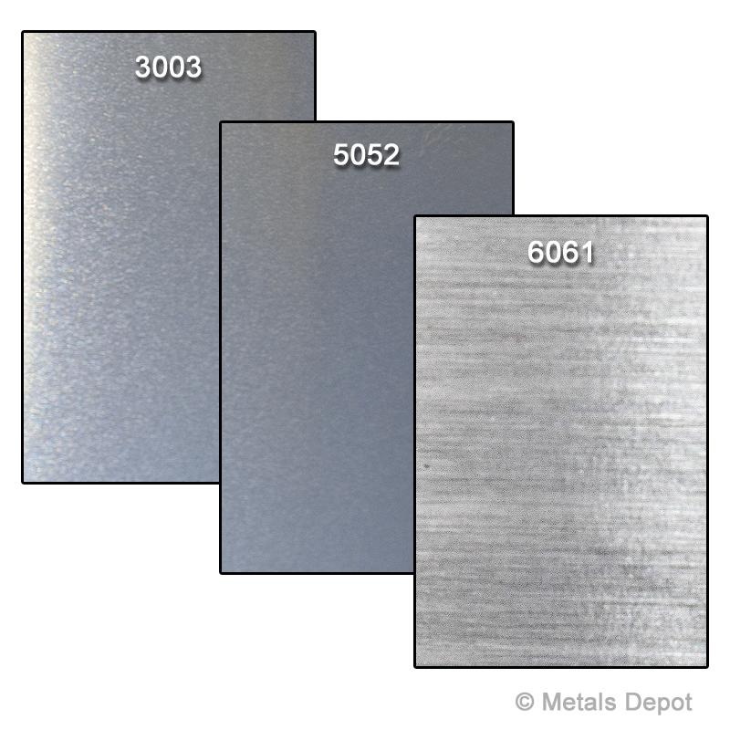 Metalsdepot 3003 5052 6061 Aluminum Plate