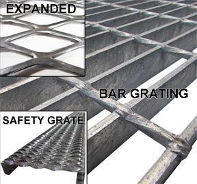 MetalsDepot® - Buy Galvanized Grating & Expanded Online!