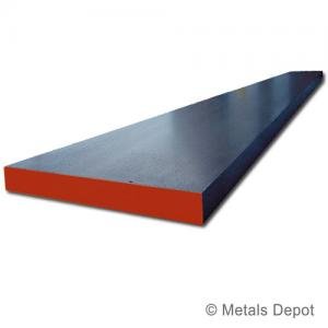 "1/"" x 4/"" A36 Hot Rolled Steel Flat Bar x 12/"" Long"