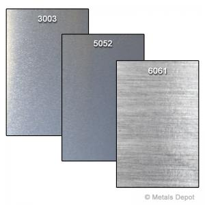 "1//2/"" .500 Aluminum Sheet Plate 6/"" x 10/"" 6061 T651"