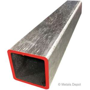 MetalsDepot® - Polished Stainless Square Tube | Buy Online!