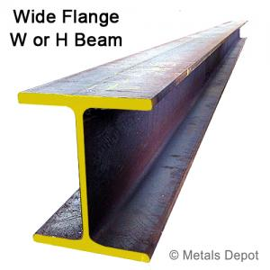 Metals Depot Steel Beams Online