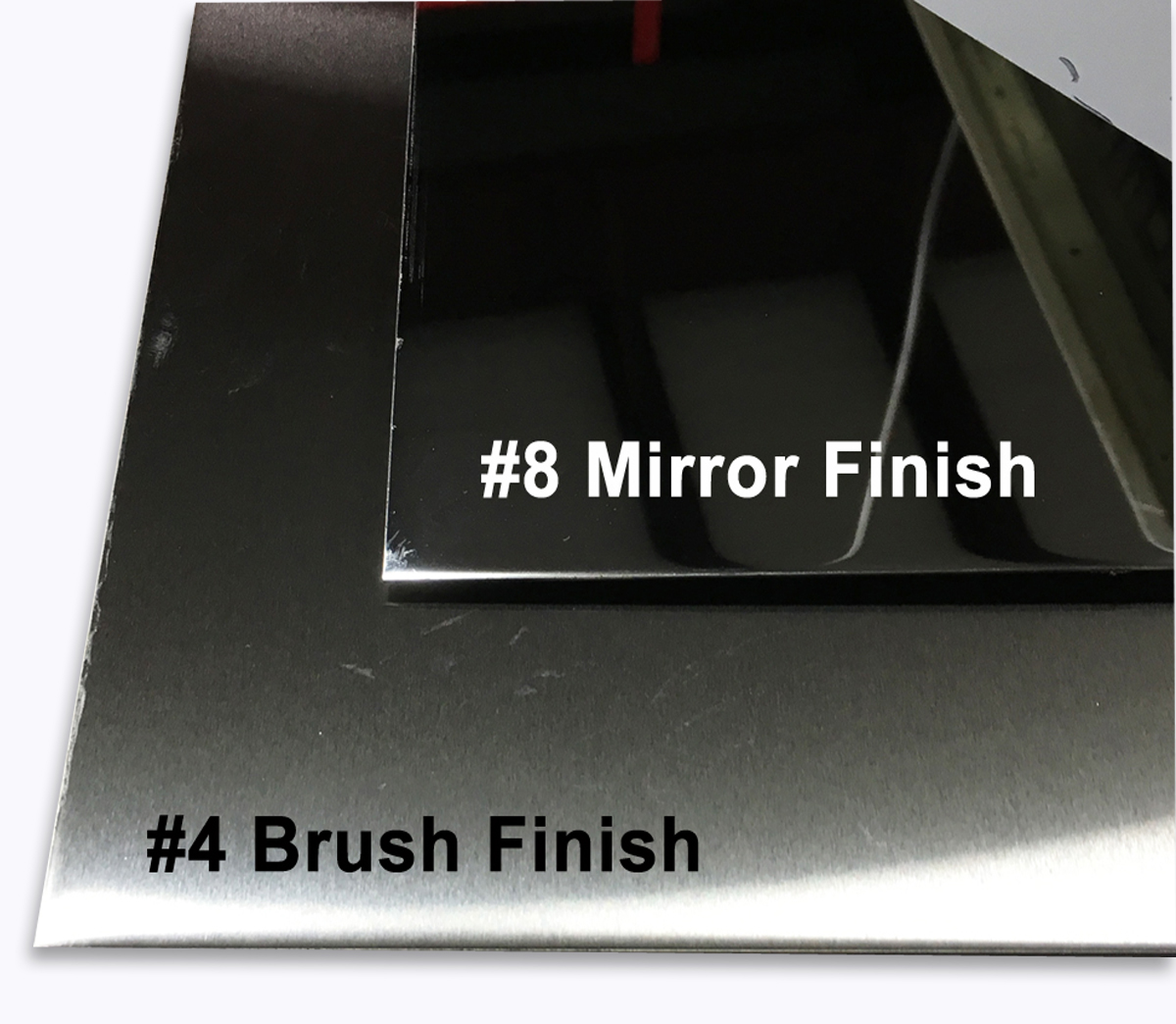Metalsdepot Polished Stainless Sheet Brushed Mirror Buy Online