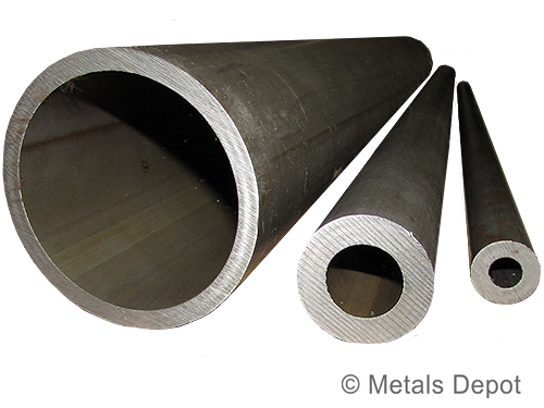 Metalsdepot Buy Dom Round Steel Tube Online