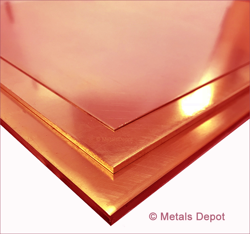 Copper Sheet & Plate - 110