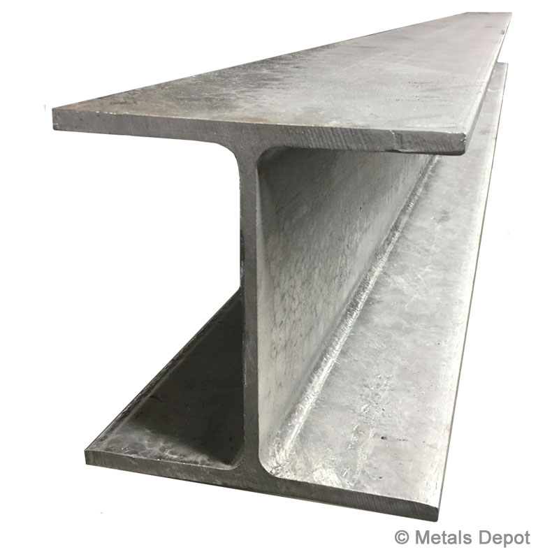 Metalsdepot galvanized angle channel beams plate and