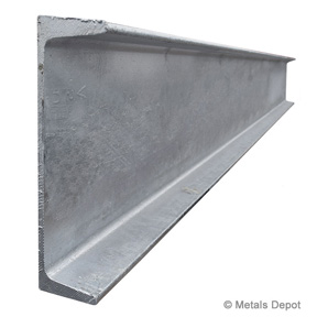 MetalsDepot® - Galvanized Angle, Channel, Beams, Plate and more