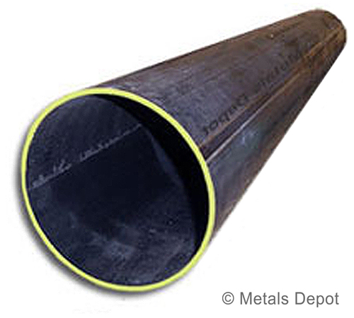 Steel Round Tube - Welded
